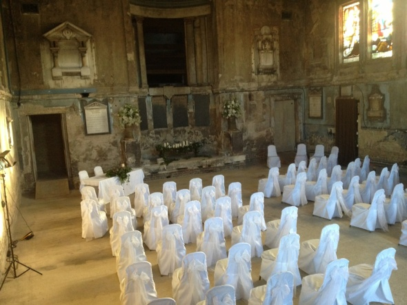 asylum alternative wedding venues